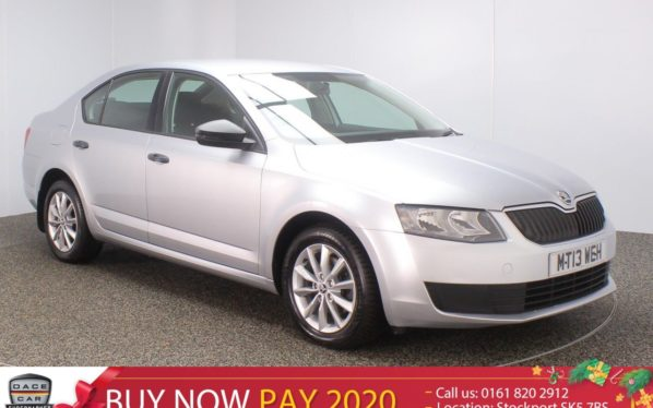 Used 2013 SILVER SKODA OCTAVIA Hatchback 1.2 S TSI 5DR 104 BHP (reg. 2013-06-26) for sale in Stockport