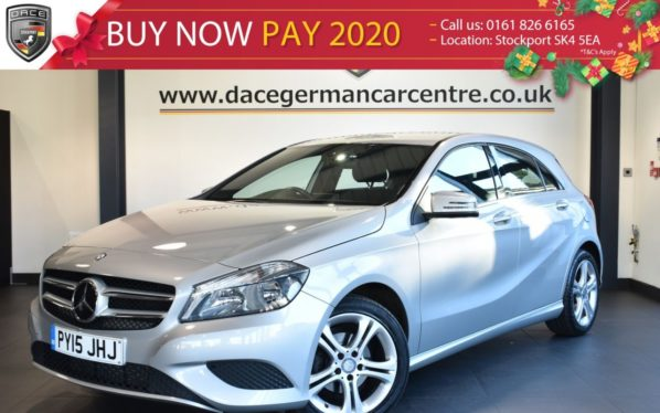 Used 2015 SILVER MERCEDES-BENZ A CLASS Hatchback 1.5 A180 CDI SPORT EDITION 5DR 107 BHP full service history (reg. 2015-07-10) for sale in Bolton