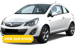 Used Vauxhall Corsa Cars For Sale