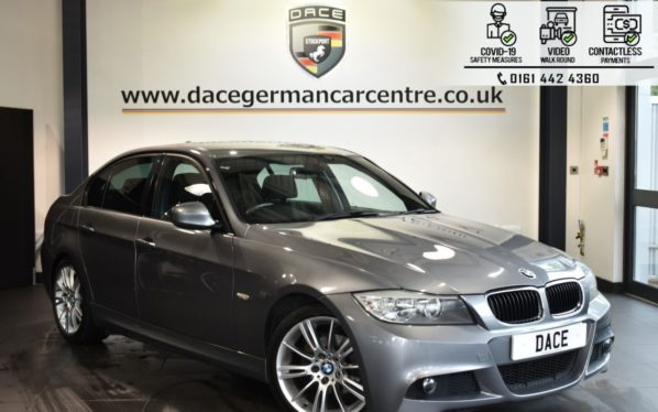 Used 2011 GREY BMW 3 SERIES Saloon 2.0 320I M SPORT 4DR 168 BHP (reg. 2011-04-28) for sale in Bolton
